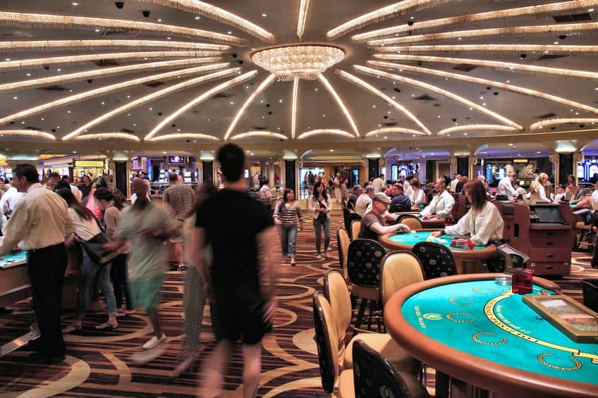 The 5 Coolest Casinos In America