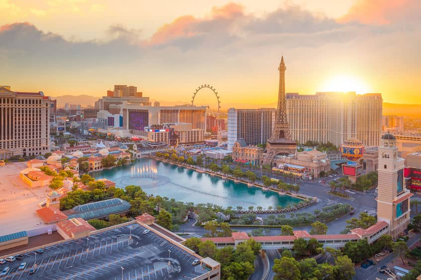 What Does Las Vegas Look Like Now After Covid?